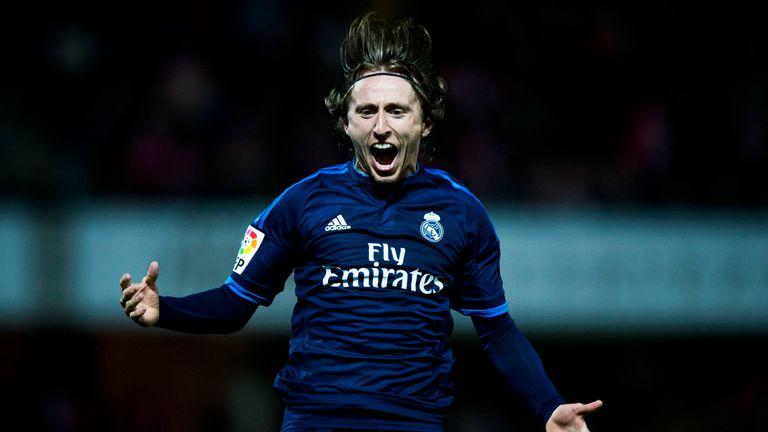 Luka Modric will be at Euro 2016 with Croatia