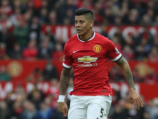 Marcos Rojo - Manchester United | Player Profile | Sky Sports Football