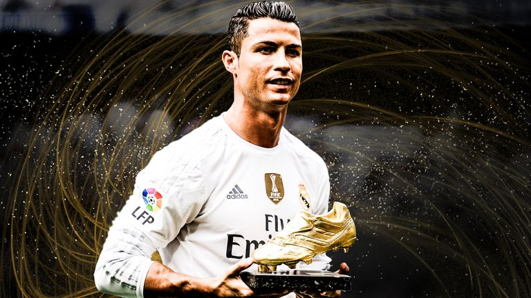 Cristiano Ronaldo is looking to win the European Golden Shoe yet again