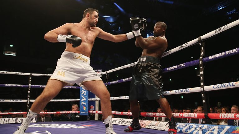 Image result for hughie fury