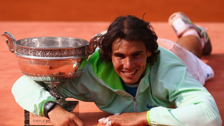 Image result for rafael nadal king of clay