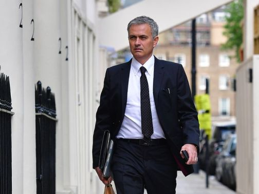 Jose Mourinho: 5/2 to see out his three-year deal