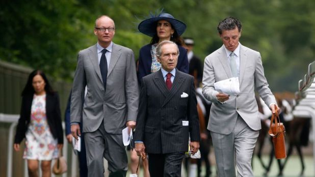 Andre Fabre - runs exciting prospect at Newmarket