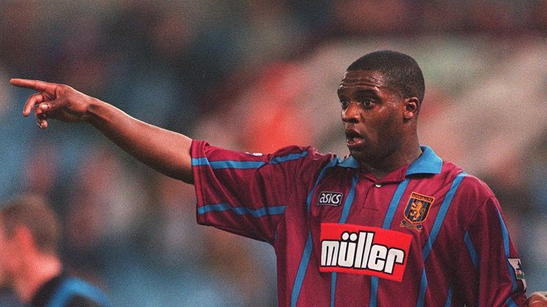 Dalian Atkinson, former Aston Villa striker, 'dies after Taser shot'