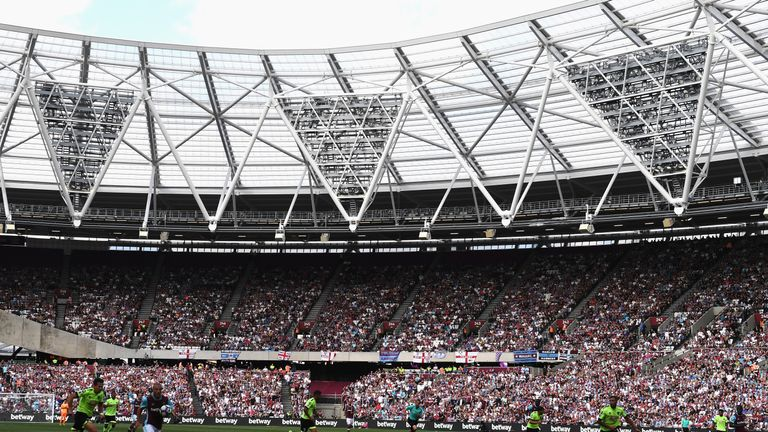 Image result for west ham stadium