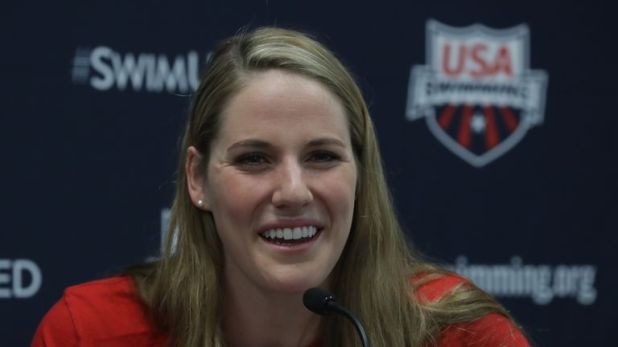 Missy Franklin won 27 career medals in international competition