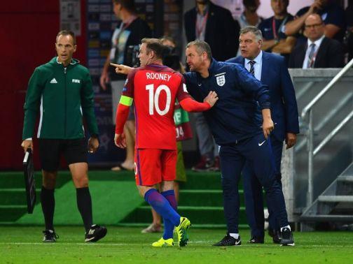 Sam Allardyce must decide where - and if - Wayne Rooney plays