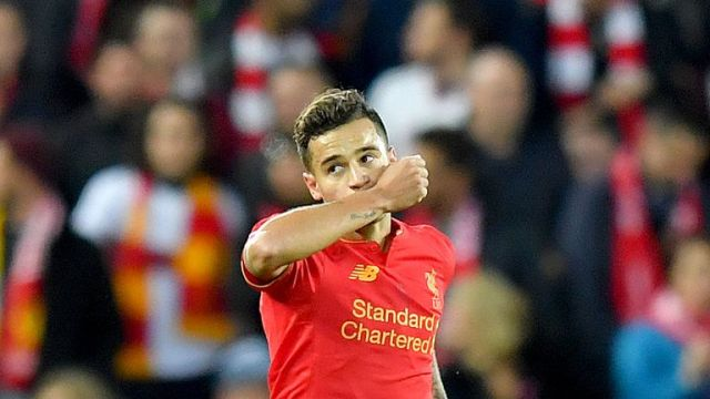 Philippe Coutinho has enjoyed another good season with Liverpool