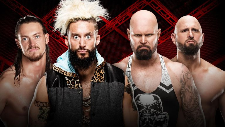 Image result for enzo and big cass anderson and gallows hell in a cell