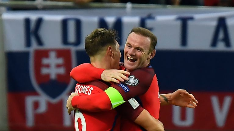 Wayne Rooney will start against Malta and continue to captain England