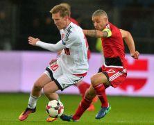Video: Belarus vs Luxembourg