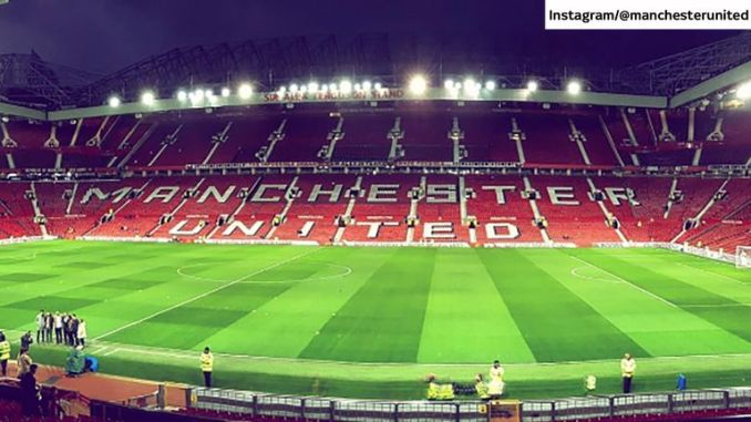 Manchester United are the most-followed UK club