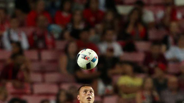 Benfica defender Victor Lindelof is also on United's centre back target list