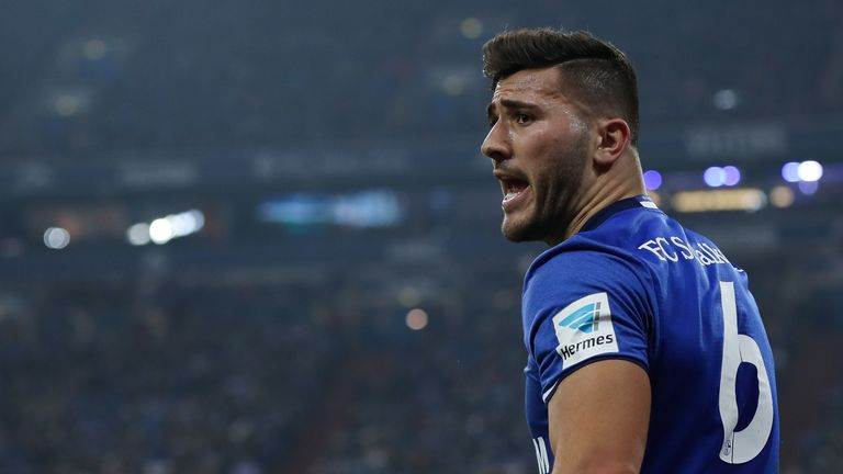 Sead Kolasinac will officially be an Arsenal player on July 1