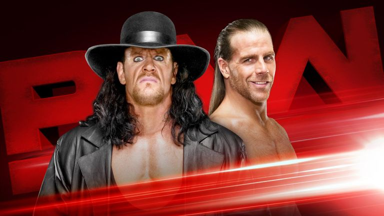 Image result for shawn michaels undertaker raw