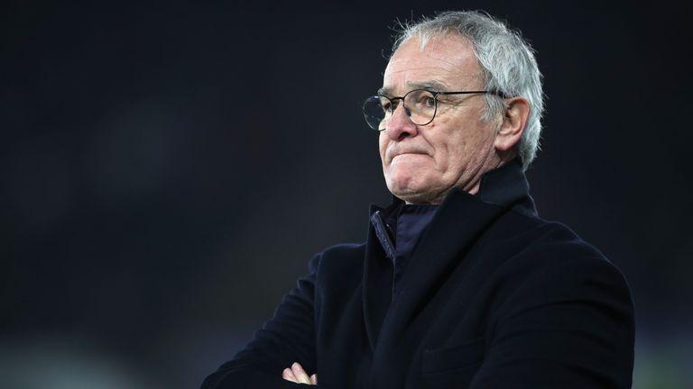 Claudio Ranieri wurde trotz der Heldentaten der letzten Saison von Leicester entlassen