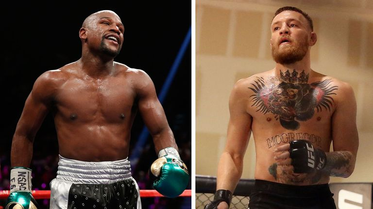 Image result for Floyd Mayweather v Conor McGregor: The biggest fight in combat sports or a farce?