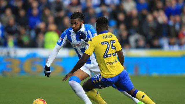 Kasey Palmer was a key figure for Huddersfield as they won promotion last season
