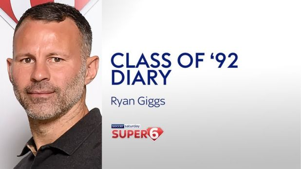 Class of '92 Diary: Ryan Giggs says Man Utd can match Chelsea