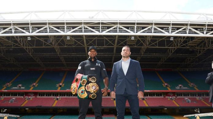 Kubrat Pulev withdrew from fighting Joshua last year