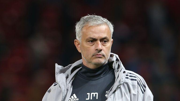 José Mourinho elogió a Lukaku por su forma goleadora