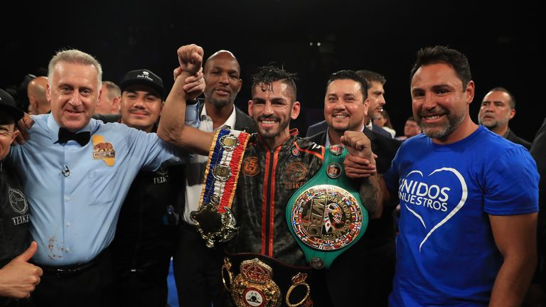 Linares has previously beat fellow Brits Kevin Mitchell and Anthony Crolla twice