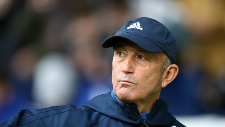 Sky Sources understand Swansea are not interested in talking to Tony Pulis