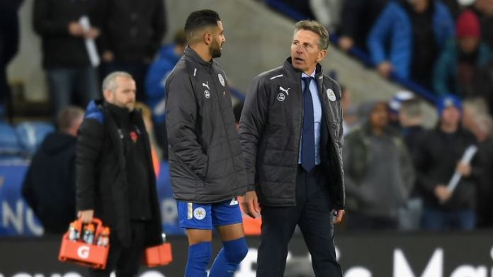 Claude Puel hopes to re-integrate the Algeria international