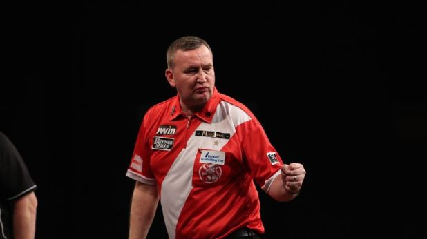 Glen Durrant has claimed a provisional place in the World Matchplay after a second Players Championship success of the season