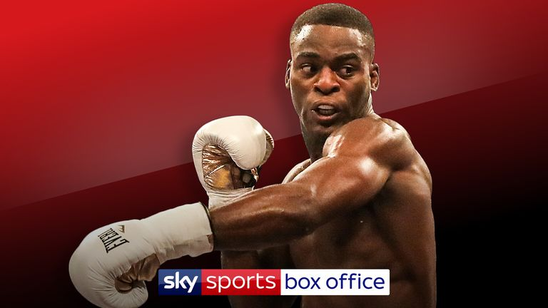Joshua Buatsi will be live on Sky Sports Box Office