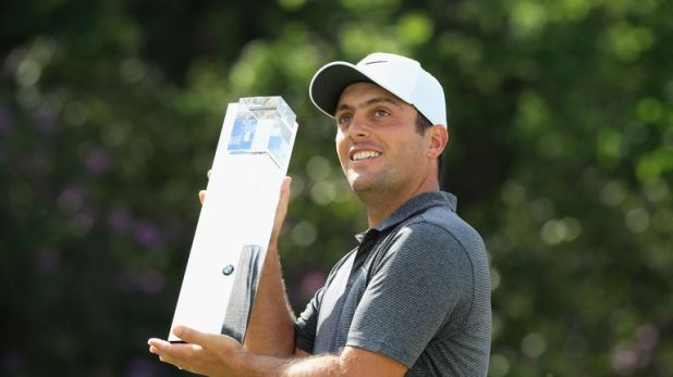 Molinari's victory is his first worldwide since the 2016 Italian Open