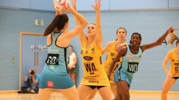 Surrey Storm are out to finish a disappointing season on a high