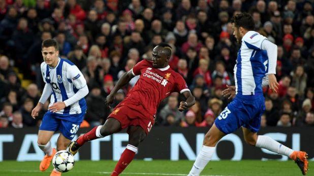 Liverpool will meet Porto in a repeat of last year's last-16 tie