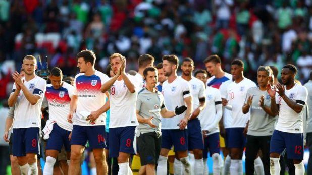 England face Tunisia in Volgograd on Monday