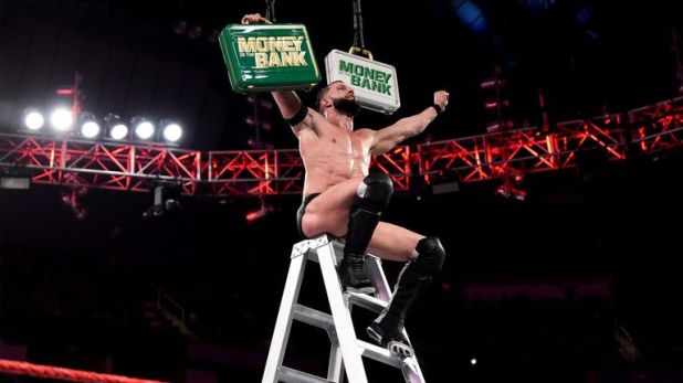 Balor made a major Money In The Bank statement on this week's Raw