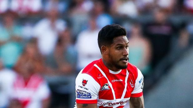 Warrington will have to be wary of Ben Barba
