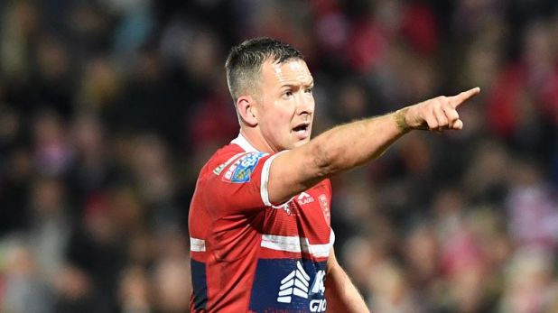 Danny McGuire is back for Hull KR this week