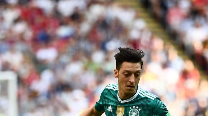 Mesut Ozil has accused the German FA of racism, claims the association has denied