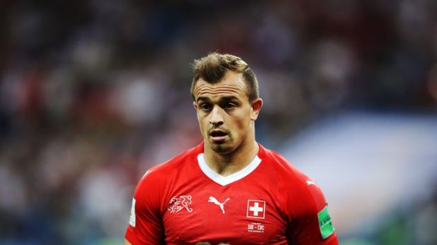 Shaqiri has joined Liverpool