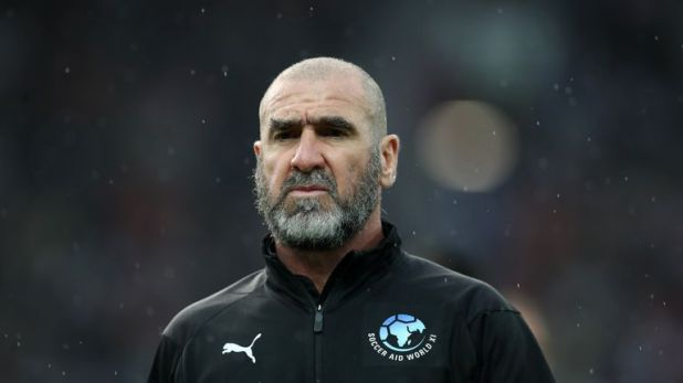 Eric Cantona believes Manchester United can win the Premier League