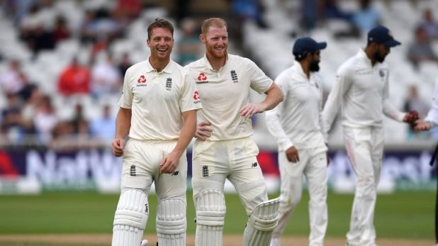 England's Jos Buttler and Ben Stokes are in contention to bat at No. 3 for England