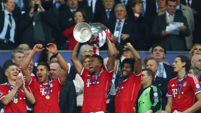 Ribery a remporté 14 trophées majeurs depuis son entrée au Bayern Munich