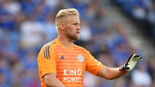 KasperSchmeichel has been Leicester's first choice keeper for six years