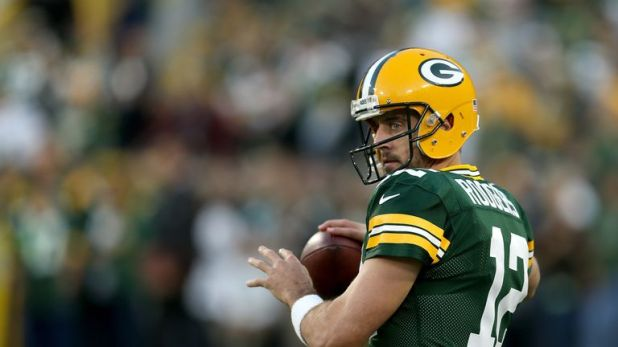 Aaron Rodgers came up with a magical performance yet again