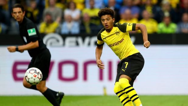 Sancho leads Europe's top five leagues for a number of assists this season