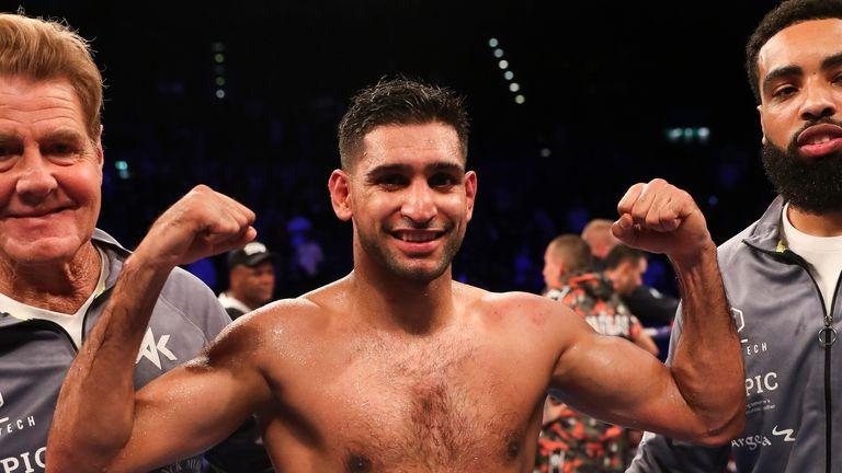 Khan dit qu'il aimerait qu'un combat avec Brook se produise à 147