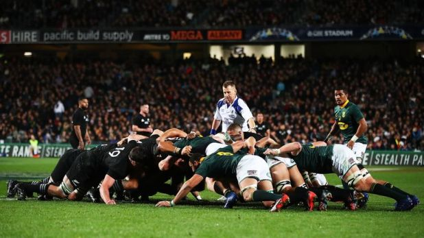 Can the Springboks get on top of the All Blacks at the set piece?