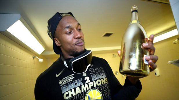 """David West retired after winning two NBA titles with the Warriors but said people would be """"shocked"""" at the behind-the-scenes drama that afflicted the 2017/18 season"""