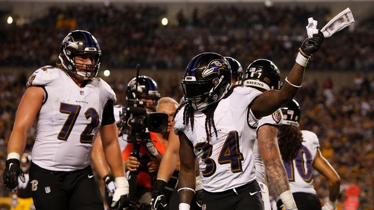 Alex Lewis will return home to be assessed further in Baltimore