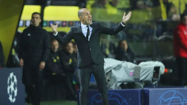 Leonardo Jardim was sacked by Monaco earlier this week